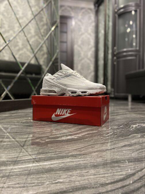 Nike Air Max Plus 3 White (Белый) • Space Shop UA