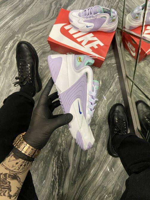 Nike Zoom 2k Pink Violet (Фиолетовый) • Space Shop UA